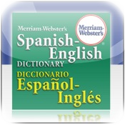 Merriam-Webster's English <->  Spanish dictionary