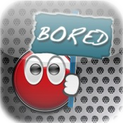 The bored little button
