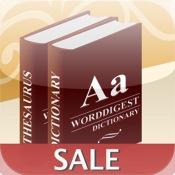 WordDigest English Dictionary, Thesaurus & Spell Checker