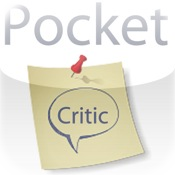Pocket Critic - Reviews for Music, Movies, Games, TV Shows...