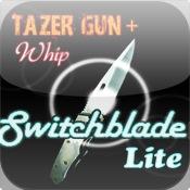 Switchblade Lite w/ Taser Gun & Whip