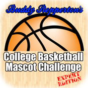 College Basketball Mascot Challenge (For Experts Only)