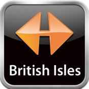 NAVIGON MobileNavigator British Isles