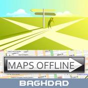 Baghdad Map Offline