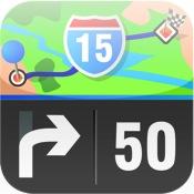 Mobile Maps Vereinigtes Königreich & Irland GPS Navigation