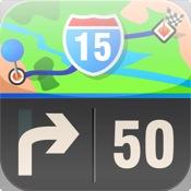 Mobile Maps Russland GPS Navigation