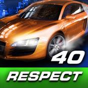Race or Die 40 Respect