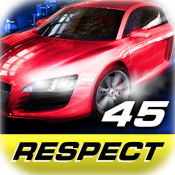 Race or Die 45 Respect