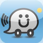 Waze - die social GPS Navigation, Verkehr und Strassenberichte