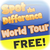 Spot the Difference! World Tour Free