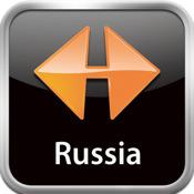 NAVIGON MobileNavigator Russia