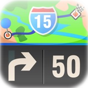 Mobile Maps Golfstaaten GPS Navigation