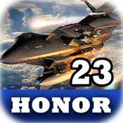 Jet Fighters 23 Honor Points
