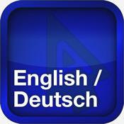 Deutsch-Englisch Wörterbuch-Sprachführer-Kombination von Accio