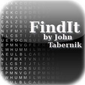 FindIt Word Find Game