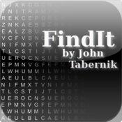 FindIt Word Find Game