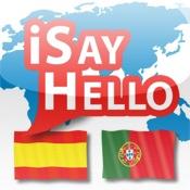 iSayHello Spanisch - Portugiesisch (EU)