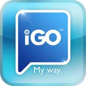 Navigation for Iberia - iGO My way 2010