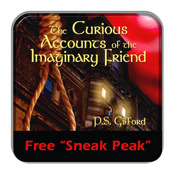 The Curious Accounts of the Imaginary Friend - Sneak Peek
