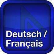 Deutsch-Französisch Wörterbuch-Sprachführer-Kombination von Accio