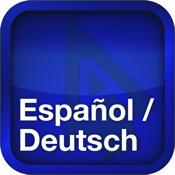 Deutsch-Spanisch Wörterbuch-Sprachführer-Kombination von Accio