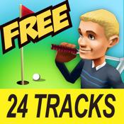 3D Mini Golf Challenge FREE