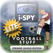 i-Spy Football Stuff - Lite