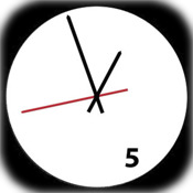 Five O'clock Alarm Clock