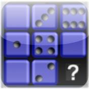 a Blue Dice Sudoku
