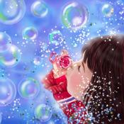 英文單字泡泡