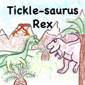 Lauren, The Tickle-saurus Rex - Interactive Children's Book