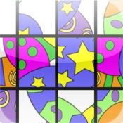 Easter Game: Slider Puzzle