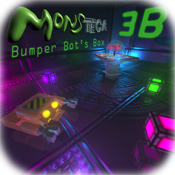 3B Bumper Bot's Box -  BE WARNED:Even More Addictive Than Other Apps!
