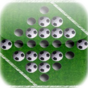 a Football Solitaire - Peg !