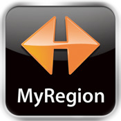 NAVIGON MobileNavigator US MyRegion Central