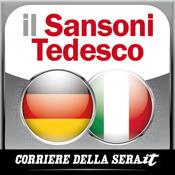 Sansoni, Vocabolario Italiano-Tedesco, Tedesco-Italiano