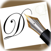 Email in Handschrift