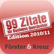 99 Zitate für Business-Querdenker