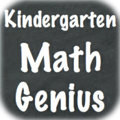 Kindergarten Math Genius Challenge – Flash Cards Quiz Game For Kids