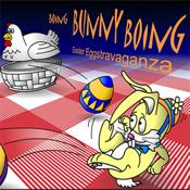 Boing Bunny Boing - Der Osterhase und seine Schokoladeneier