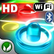 Glow Hockey 2 HD