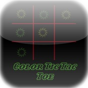 Color Tic Tac Toe
