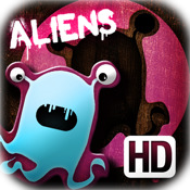 My first puzzles : Aliens HD