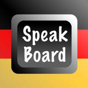 German Speak Board