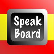 Spanish Speak Board