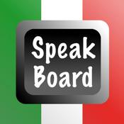 Italian Speak Board