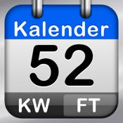 x-Kalender: App4U Kalenderwochen & Feiertage CountDown