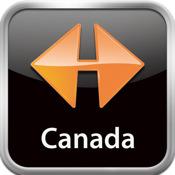 NAVIGON MobileNavigator Canada