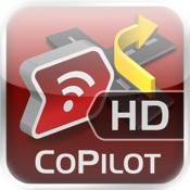 CoPilot Live HD North America