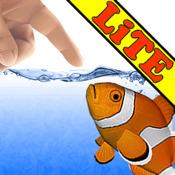 Fish Fingers! 3D Interactive Aquarium LITE